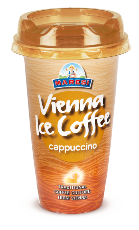 Vienna Ice Coffee CAPPUCCINO 230ml